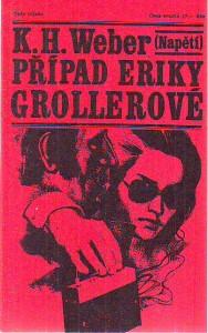 náhled knihy - Případ Eriky Grollerové