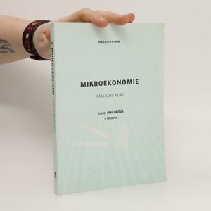 náhled knihy - Mikroekonomie: základní kurs
