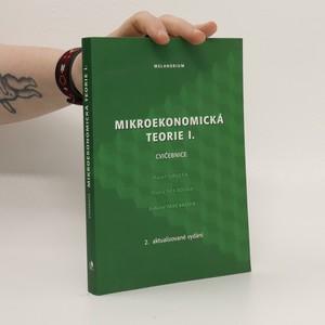 náhled knihy - Mikroekonomická teorie I. : cvičebnice