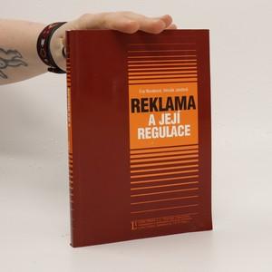 náhled knihy - Reklama a její regulace