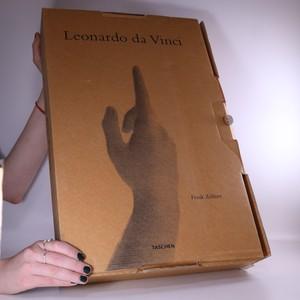 náhled knihy - Leonardo da Vinci. Malířské a kreslířské dílo