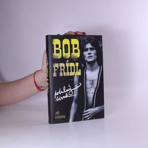 náhled knihy - Bob Frídl. Potulný básník
