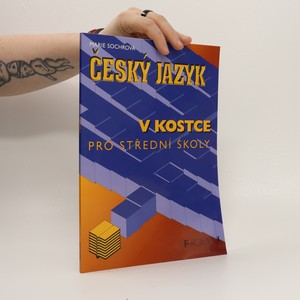 náhled knihy - Český jazyk v kostce pro střední školy