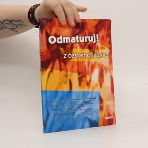 náhled knihy - Odmaturuj! z českého jazyka