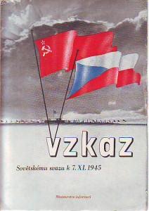 náhled knihy - Vzkaz Sovětskému svazu k 7. XI. 1945