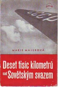 náhled knihy - Deset tisíc kilometrů nad Sovětským svazem