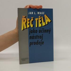náhled knihy - Řeč těla jako účinný nástroj prodeje