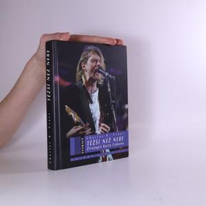 náhled knihy - Těžší než nebe : životopis Kurta Cobaina