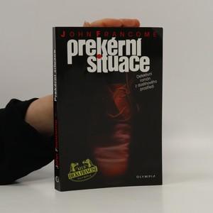 náhled knihy - Prekérní situace : Detektivní román z dostihového prostředí
