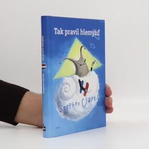 náhled knihy - Tak pravil hlemýžď