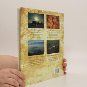 antikvární kniha Atlas záhadných míst, 1994