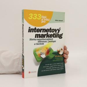 náhled knihy - 333 tipů a triků pro internetový marketing (chybí CD)