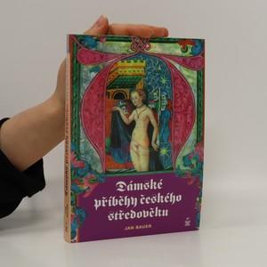 náhled knihy - Dámské příběhy českého středověku