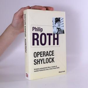 náhled knihy - Operace Shylock