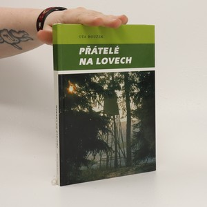 náhled knihy - Přátelé na lovech