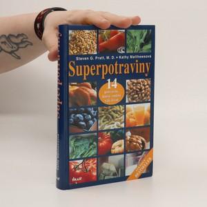náhled knihy - Superpotraviny : 14 potravin, které změní váš život