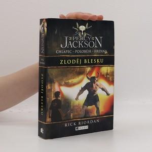 náhled knihy - Zloděj blesku. Percy Jackson. Zloděj blesku.1. díl