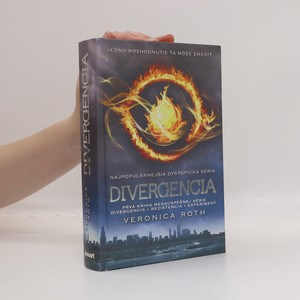 náhled knihy - Divergencia. 1. díl