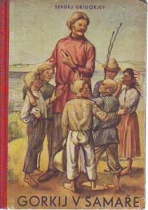 náhled knihy - Gorkij v Samaře