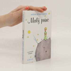 náhled knihy - Malý princ (slovensky)