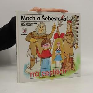 náhled knihy - Mach a Šebestová na cestách