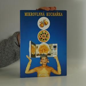 náhled knihy - Mikrovlnná kuchařka