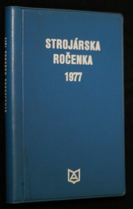 náhled knihy - Strojárska ročenka 1977