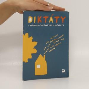 náhled knihy - Diktáty a pravopisná cvičení pro 3. ročník ZŠ
