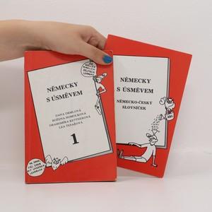 náhled knihy - Německy s úsměvem 1. (učebnice + slovníček)