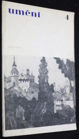 náhled knihy - Umění 4 ročník XX.