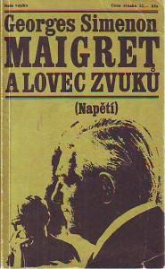 náhled knihy - Maigret a lovec zvuků