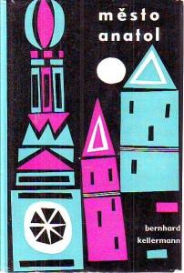 náhled knihy - Město Anatol