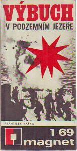 náhled knihy - Výbuch v podzemním jezeře