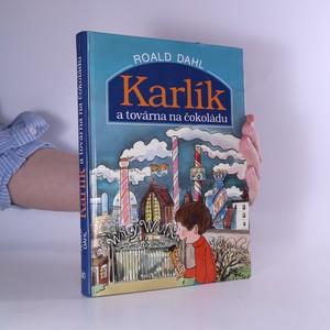 náhled knihy - Karlík a továrna na čokoládu