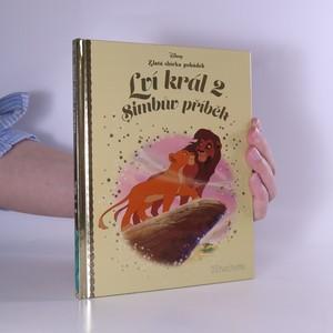 náhled knihy - Lví král 2. Simbův příběh