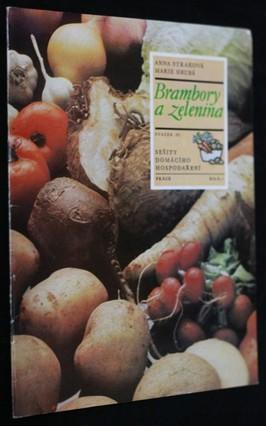 náhled knihy - Brambory a zelenina