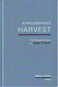 náhled knihy - A Philosopher's Harvest