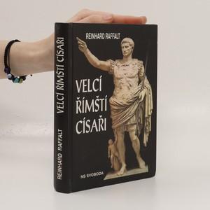 náhled knihy - Velcí římští císaři