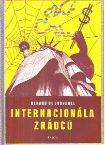 náhled knihy - Internacionála zrádců