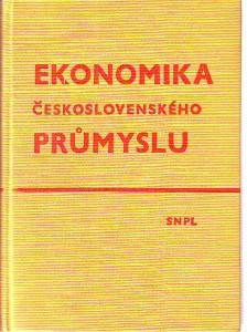 náhled knihy - Ekonomika československého průmyslu