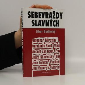 náhled knihy - Sebevraždy slavných