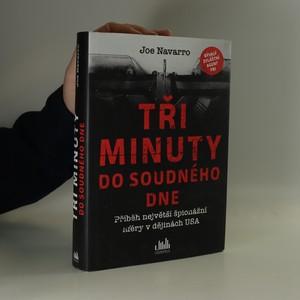 náhled knihy - Tři minuty do soudného dne