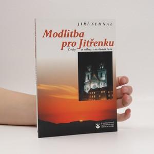 náhled knihy - Modlitba pro Jitřenku (podpis autora)