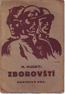 náhled knihy - Zborovští. Hrdinská hra.