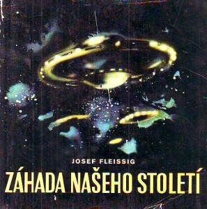 náhled knihy - Záhada našeho století. Létající talíře. Názory amerických, sovětských a československých vědců.