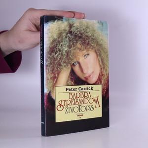 náhled knihy - Barbra Streisandová : životopis