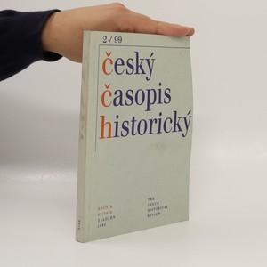 náhled knihy - Český časopis historický 2 / 99