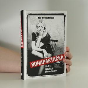 náhled knihy - Bonaparťačka. Lásky pražské plavovlásky