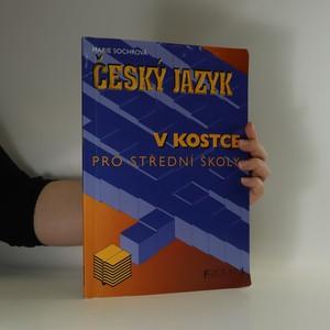 náhled knihy - Český jazyk v kostce