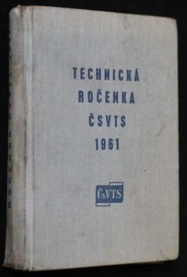 náhled knihy - Technická ročenka Československé vědecko-technické společnosti 1961